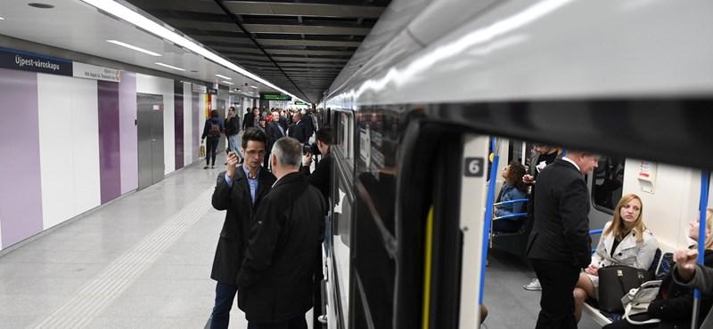Vajon tetszett Tarlós Istvánnak a felújított metró? - videó