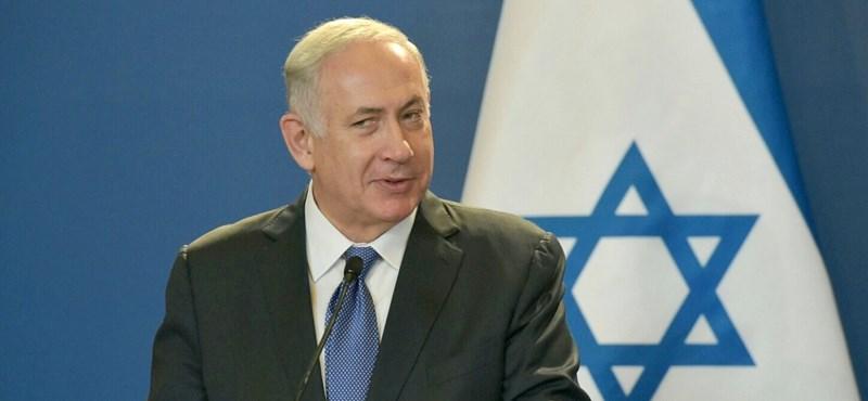 Kórházba vitték kivizsgálásra az izraeli miniszterelnököt