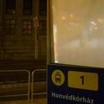 Párás tükrökre panaszkodnak a fővárosi 1-es villamos vezetői – fotók