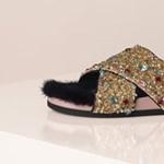 A ronda papucs lesz idén a divat - fotók