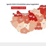 Koronavírus: 33 halott, 1293 új fertőzött Magyarországon