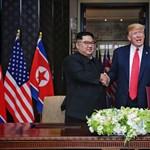 Szerelembe estünk – mondta Kim Dzsong Unhoz fűződő viszonyáról Trump