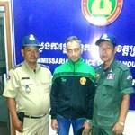 Kambodzsában fogták el a spanyol darabolós gyilkost