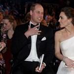 Elég vicces lett Vilmos herceg és Bradley Cooper találkozása