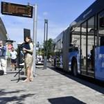 Végre sűrűbben fog járni a reptéri busz