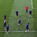 """""""Erősek vagyunk"""" - Már a második felvonásra készülnek a horvátok a foci-Eb-n"""
