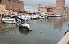 A Földközi-tengerbe zuhant egy autós, aki vakon követte a GPS-t