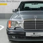 Boldog 90-es évek: időutazásra hív ez az újszerű állapotú, eladó Mercedes 500 E