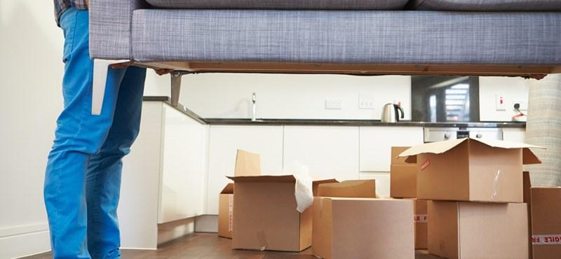 Túl lehet élni a költözést, csak ezt a 7 tippet kell betartani hozzá