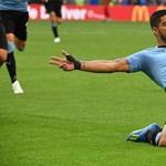 Suarez, Cavani, Godin - Bombaerős kerettel érkezik Uruguay a Puskás Stadion avatójára