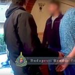 A rendőrök letartóztattak két férfit, akik profin kenik-vágják a KRESZ-t