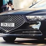 Dél-Korea ezzel az 5,2 méteres luxusautóval száll szembe a német riválisokkal