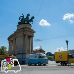 Helyet kérnek maguknak Budapesten a büfékocsik
