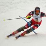 A magyar sísport első pontjait szállította Samsal