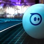 A golfosok álma? Itt az okostelefonnal irányítható labda (avagy a robotgömb)! [videó]