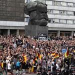 Újabb tüntetések lesznek a hétvégén Chemnitzben