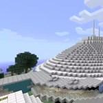 Megépült a Disneyworld - Minecraft-ban