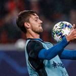 Koronavírussal fertőzött a Juventus egyik futballistája