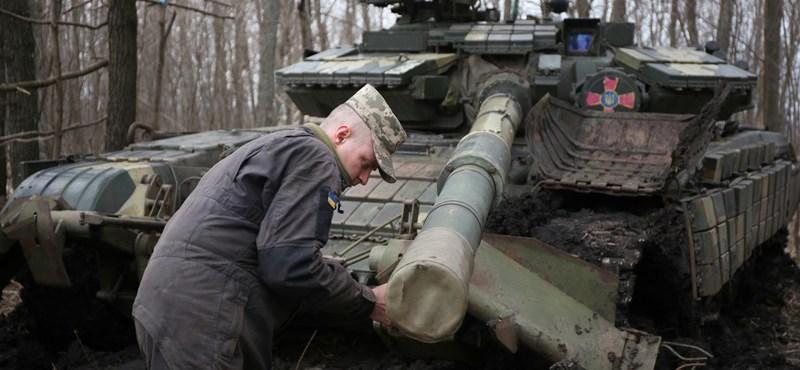 Újra a háború küszöbére jutott Ukrajna és Oroszország