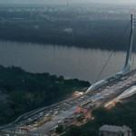 Február végén dönthetnek a Galvani híd pesti levezetőjének helyéről