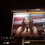 Melania Trump visszavágott a kis horvát nyelviskolának