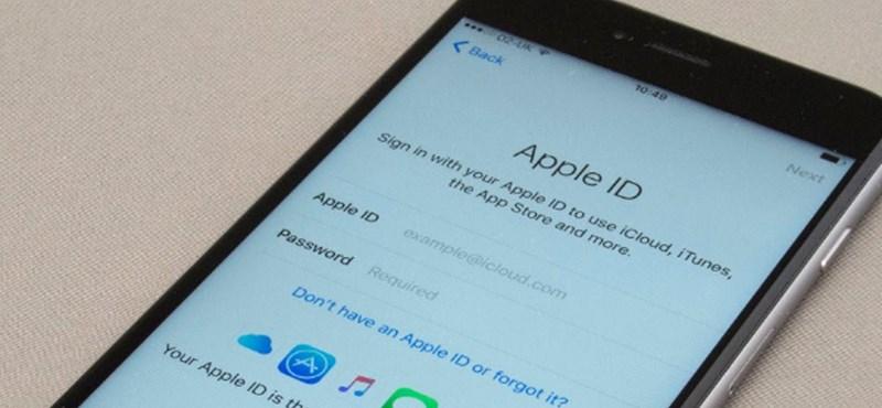 iPhone-ja van? Jó drágán mérik a sötét weben az Apple ID-jét