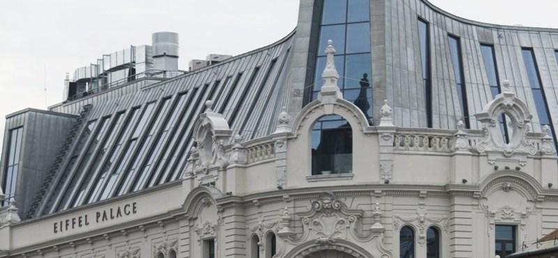 Matolcsyék azzal újíttatják fel az Eiffel Palace-t, akitől vették
