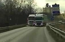 A magyar fuvarozók ráküldték az ellenőröket a szabálytalankodó külföldi teherautósokra