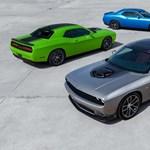 Telitalálat a megújított Dodge izomautó