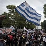Tíz éve nem volt ilyen: van pénzük a görögöknek