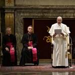 A Vatikán elismeri a palesztin államot