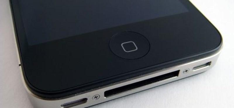 Meglepő szabadalom: változtatna az Apple a legendás Home gombon