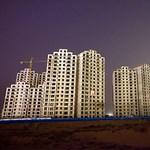 Kihalt kísértetváros lett a kínai luxusnegyedből - képek, videó