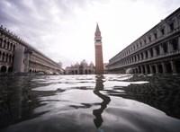 Klímakutató: Velence előbb-utóbb víz alá kerül