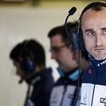 Hivatalos: Robert Kubica visszatér az F1-be