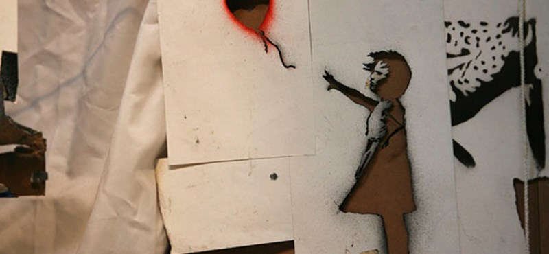 Banksy a város ellen