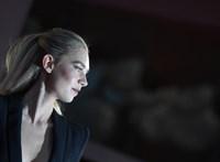 Bár vörös szőnyeg nem volt, Vanessa Kirby így is ragyogott a BAFTA-n