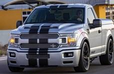 Politikailag abszolút nem korrekt ez a 770 lóerős új Ford pickup