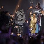 Nagy bulit csinált Will Smith Budapesten – fotók, videók