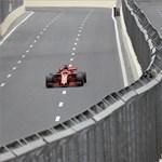 Vettelé a pole pozíció a Forma-1-es Azeri Nagydíjon