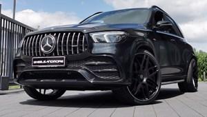 920 lóerős lett az új hibrid Mercedes-AMG GLE 63