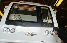 Budapestre érkeztek a metrókocsikat vizsgáló orosz szakértők