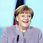 Merkel aduja: a migránsáradat jót tett a német gazdaságnak