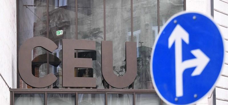 Megerősítették a CEU amerikai akkreditációját