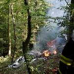 Heten meghaltak, amikor két repülő összeütközött Szlovákiában