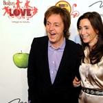 Paul McCartney csendben veszi el barátnőjét