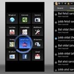 A hét Android alkalmazása: SwipePad - váltsunk kedvenc alkalmazásaink között villámgyorsan