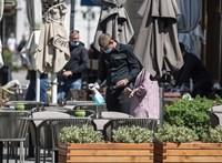 Az éttermek fele zárva maradt Budapesten