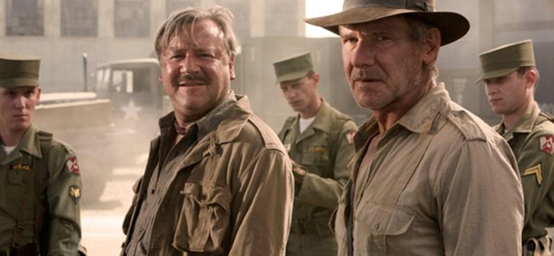 Még többet kell várni az új Indiana Jones-filmre