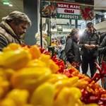 Fotók: Olyan piac nyílt Budapesten, amilyen még soha